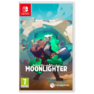 Moonlighter Nintendo Switch Cover